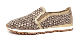 Jana Da. -Slipper Damenschuhe Slipper Beige