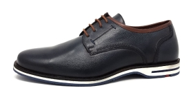 Lloyd Detroit Herrenschuhe Businessschuhe Businesss Schuh Blau Business
