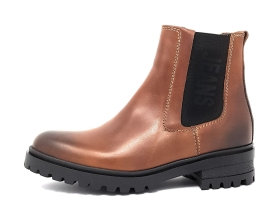 Tommy Hilfiger Essential Cleated Chelsea Stiefelette Braun
