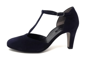 Paul Green  Damenschuhe  Blau