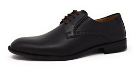 Fretz Men Tosco Herrenschuhe Businessschuhe Businessschuh Braun
