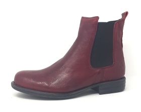 Only a Shoes Stiefelette Rot