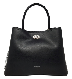 David Jones  Damenaccessoires Accessoires Tasche Schwarz