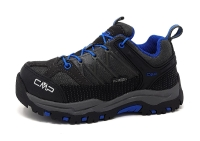 CMP Kids Rigel low Trekking Kinderschuhe Hikingschuh Blau