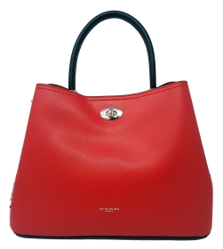 David Jones  Damenaccessoires Accessoires Tasche Rot