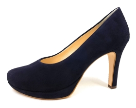 Paul Green  Damenschuhe Pumps Klassisch Pumps Blau Elegant