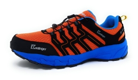 Kastinger Trailrunner Sportschuhe Herren Outdoorschuhe Wanderschuh Orange Sport Outdoor