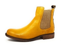 Only a Shoes Jessy Chelsea Boot Gelb
