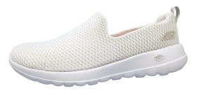 Skechers Go Walk Joy Damenschuhe Slipper Weiß