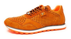Cetti  Herrenschuhe Sneaker Orange