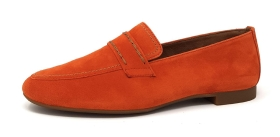 Paul Green  Damenschuhe Halbschuhe Slipper Slipper Orange