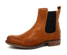 Only a Shoes Jessy Chelsea Boot Braun