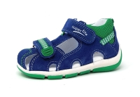 Superfit Freddy Kinderschuhe Minilette Blau