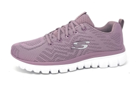 Skechers Graceful Damenschuhe Sneaker Violett