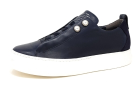 Paul Green  Damenschuhe Sneaker Blau