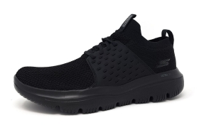Skechers Go walk Evolution Ultra Herrenschuhe Sneaker Schwarz