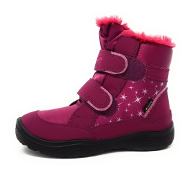 Superfit Chrystal Kinderschuhe Winterstiefel Rot