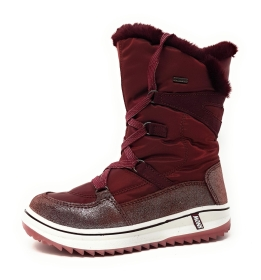 Orion Winterstiefel Rot