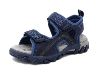 Superfit Hike Kinderschuhe Sandale Blau