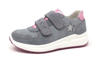 Superfit Merida Kinderschuhe Sneaker Grau