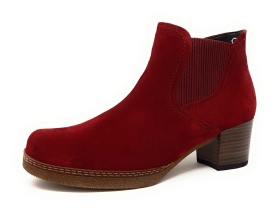 Gabor Comfort Stiefel Rot