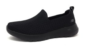 Skechers Go Walk Joy Damenschuhe Slipper Schwarz