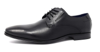Bugatti City Morino Herrenschuhe Businessschuh Schwarz Business
