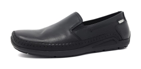 Pikolinos Azores Herrenschuhe Businessschuhe Slipper Schwarz Business