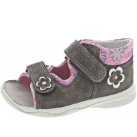 Superfit POLLY Kinderschuhe Minilette Grau Freizeit