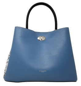 David Jones  Damenaccessoires Accessoires Tasche Blau